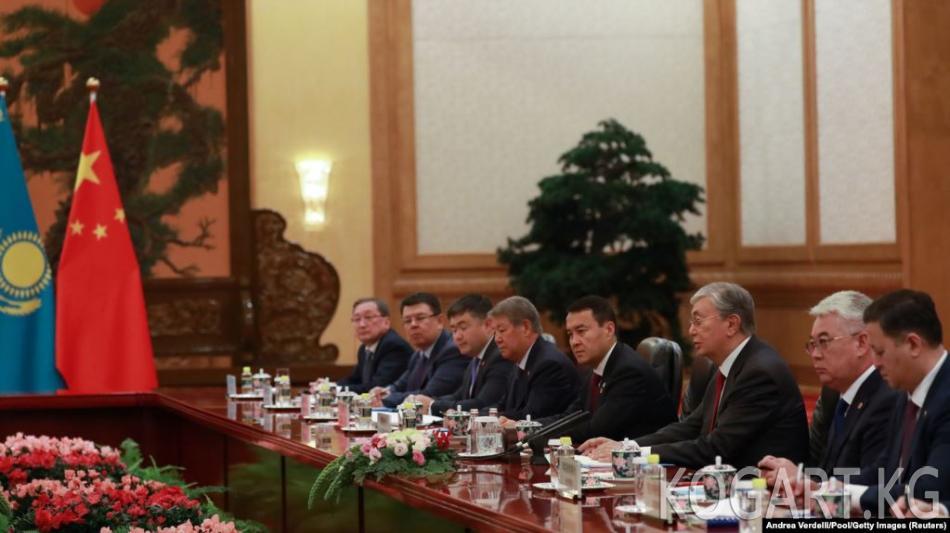Казакстан Кытайга азык-түлүк экспорттоону көбөйткүсү келет