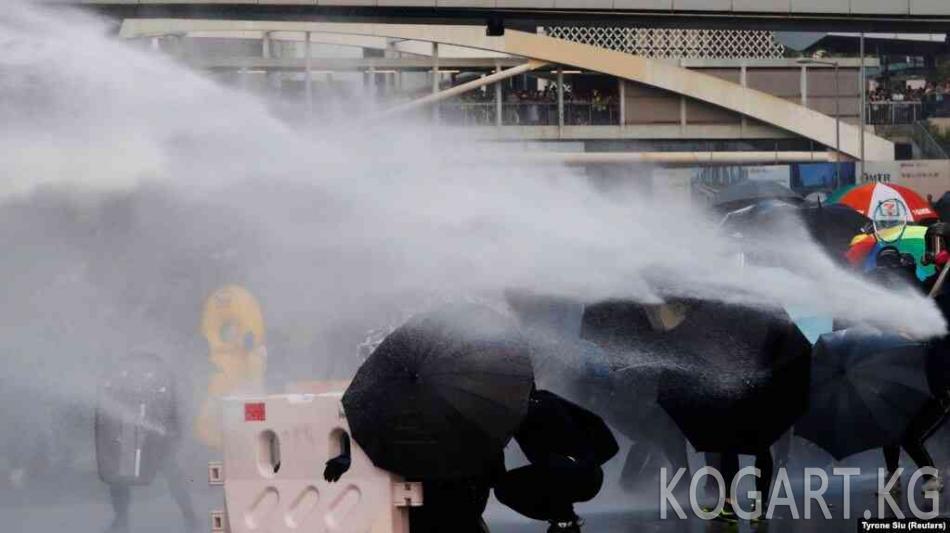 Гонконгдо нааразылык акциялардын башталганына 100 күн болду