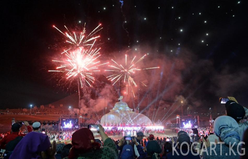 Президент Сооронбай Жээнбеков: Манас бабабыз калтырып кеткен улуу...