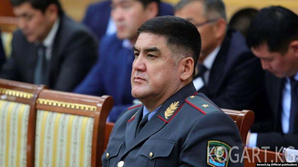Аскер прокурору: Асановдун баласы Оштон Өзбекстанга чыгып кеткен