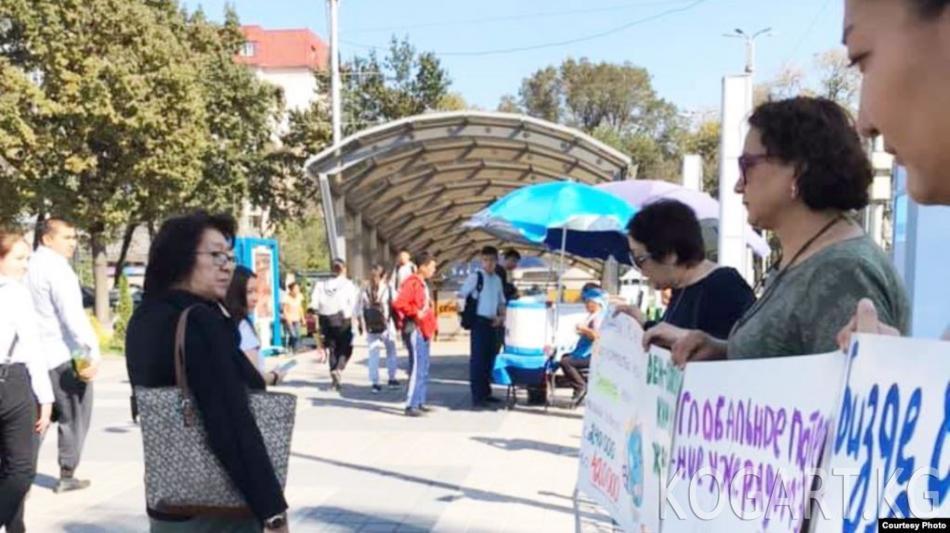 Кыргызстан жана Тажикстан жаштары ынтымакка чакырган акцияларды өткөрүшүүдө