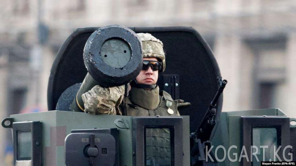 Украина АКШдан дагы 150 ракета сатып алат