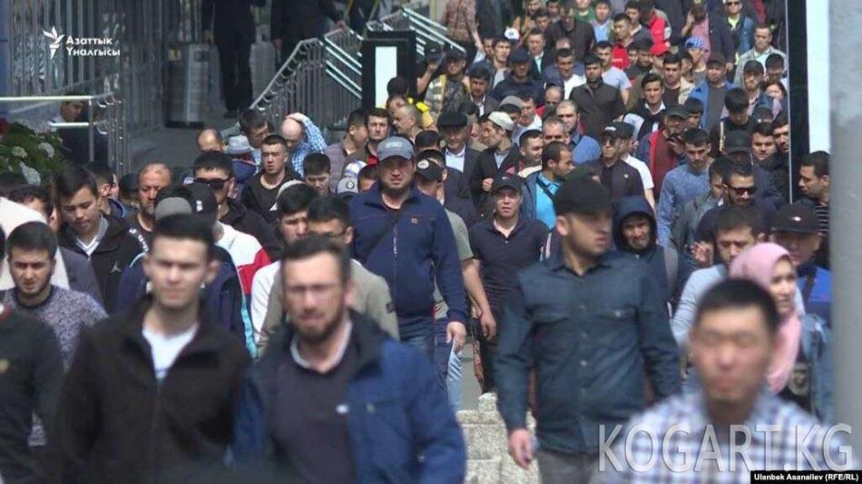 2024-жылга чейин Орусияда калктын саны мигранттардын эсебинен гана...