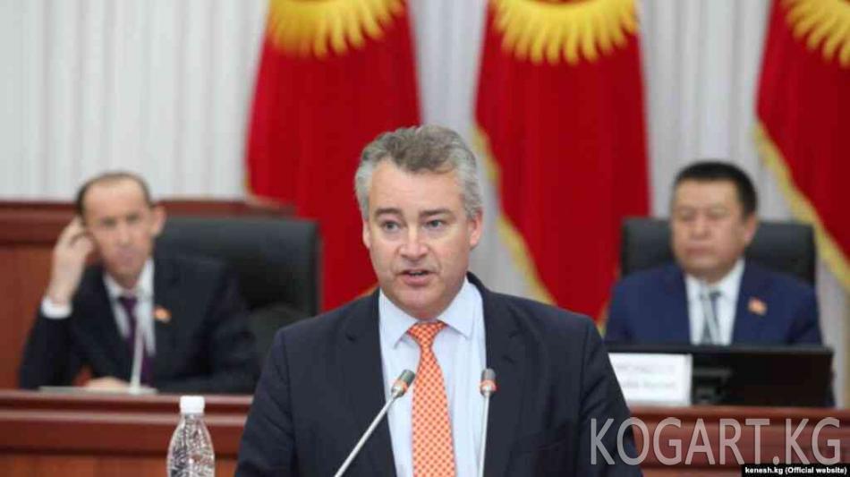 Кыргызстандын бизнес-акыйкатчысы ишин баштады