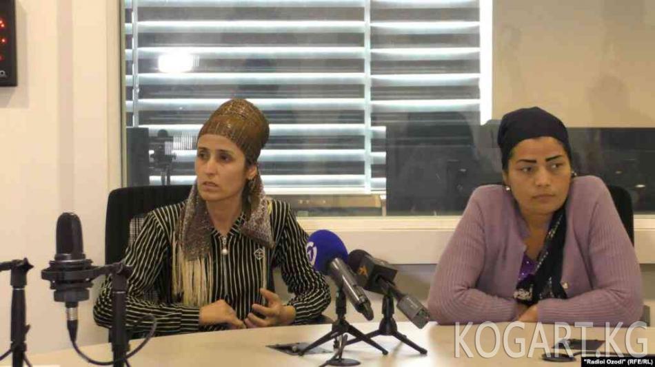 Душанбеде эки аял милиция кызматкерлери тарабынан кыйноого алынганын...