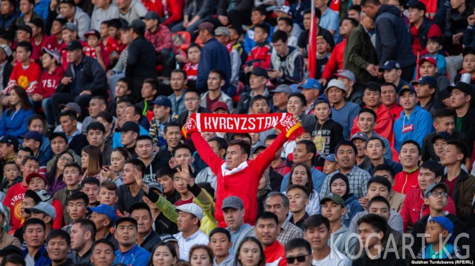 Кыргызстан - Мьянма: кыргыз футболчулары 7-0 эсебинде утту