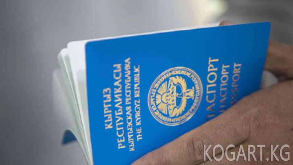 Паспорттогу