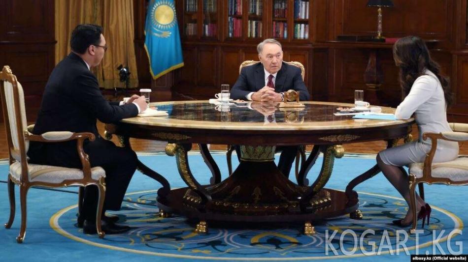 Токаев мындан ары кадрларды Назарбаевдин макулдугу менен гана...