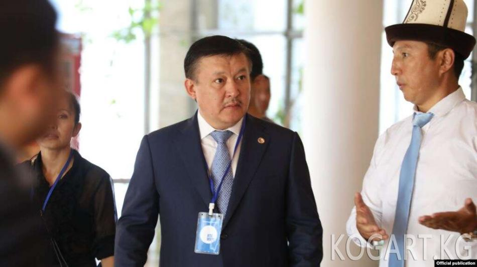 Сот Kyrgyztoday сайтын Келдибековго 30 миң сом төлөп берүүгө милдеттендирди