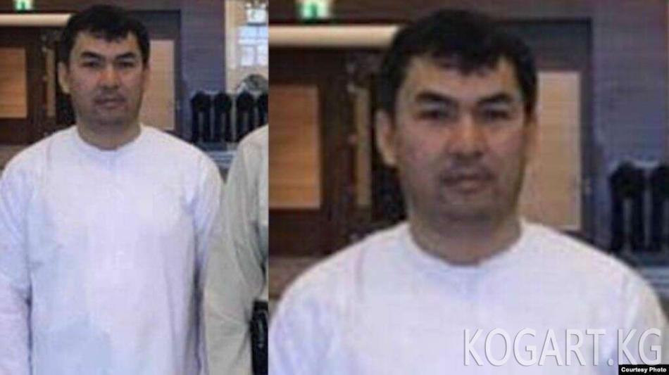 ИИМ: Саймаитиге жасалма паспорт Сузакта берилген