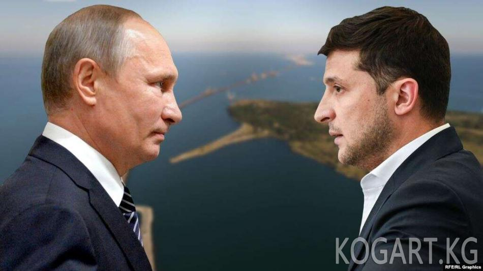 Назарбаев: Зеленский Путин менен Казакстанда жолугууга макул болду