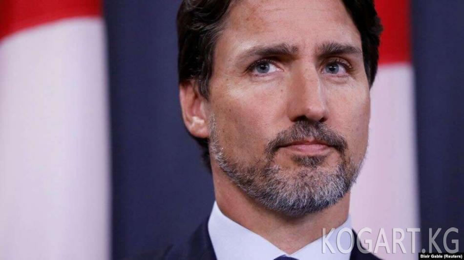 Канада премьер-министри: Украиналык авиалайнер иран ракетасы...