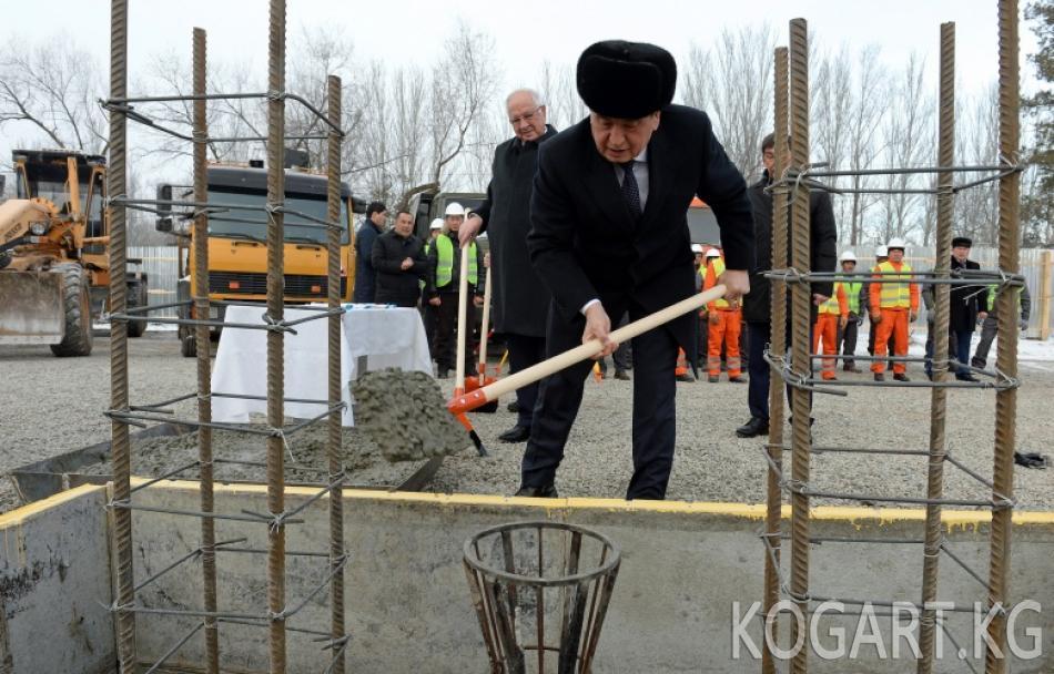 Бишкекте Кыргызстандын жана Азербайжандын Достук паркы курулат