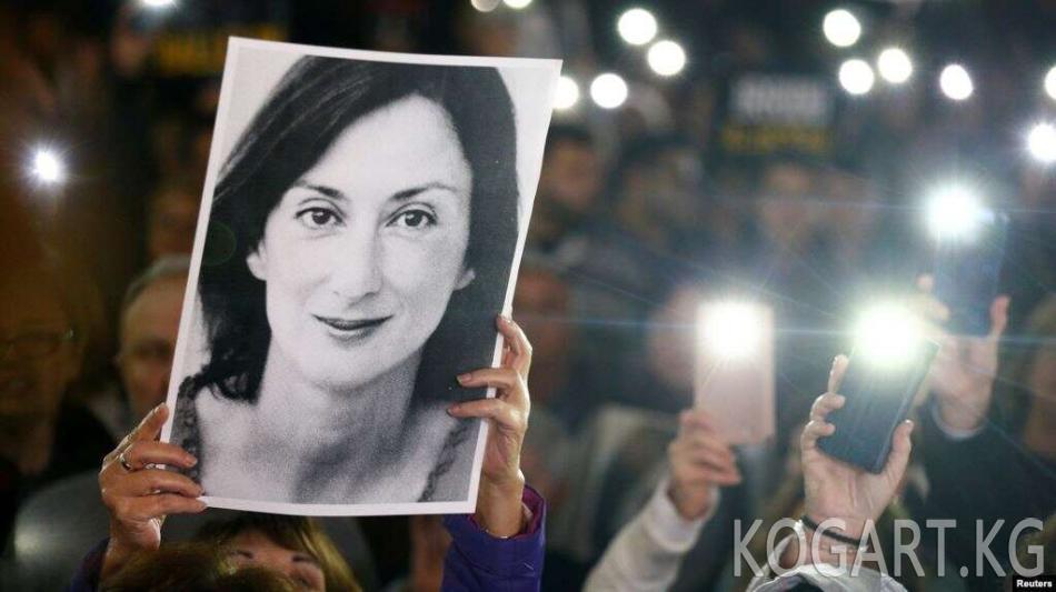 Мальтанын премьер-министри журналисттин өлүмүнө байланыштуу...
