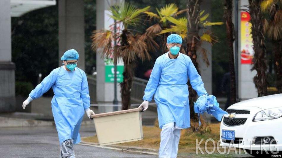 Өзбекстан 2019-nCoV вирусуна байланыштуу эпидемиологиялык көзөмөлдү...
