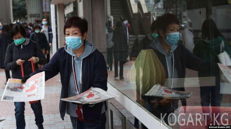 Кытайда коронавирустан өлгөндөрдүн саны 80ге жетти