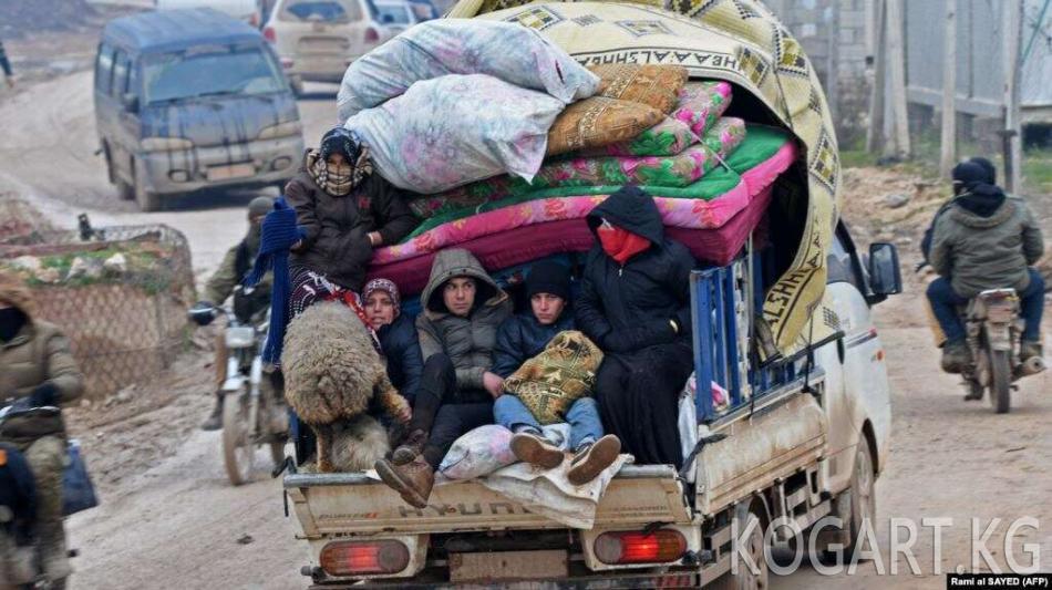 Асаддын армиясы Алеппого жакын шаарды көзөмөлүнө алды