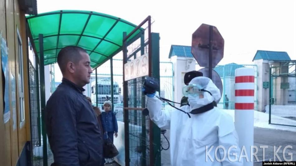 Кыргызстан чет өлкөлүк жарандарды киргизүүгө убактылуу тыюу салат