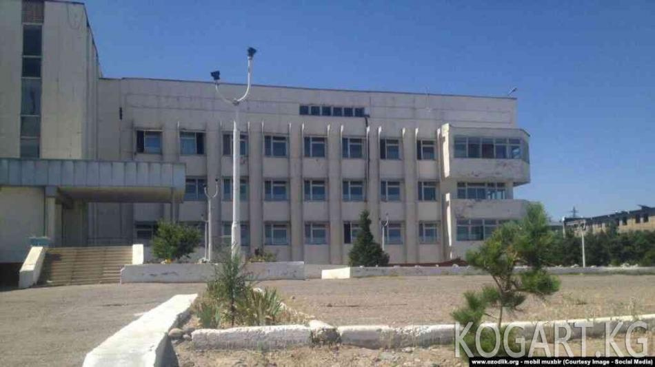 Өзбекстанда коронавирус жуктуруп алган адамдар үчүн ооруканалар...
