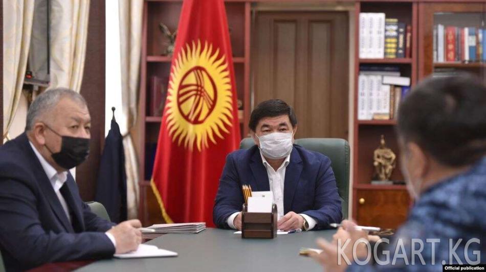 Абылгазиев: Ишкерлерди каржылык колдоого мүмкүнчүлүк жок
