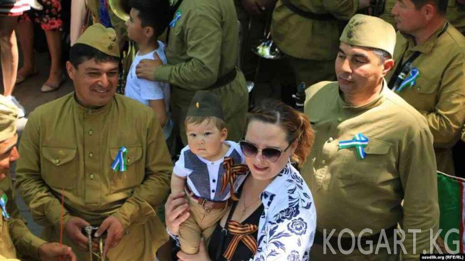 Өзбекстанда Экинчи дүйнөлүк согуштун катышуучуларына 1000 доллардан...