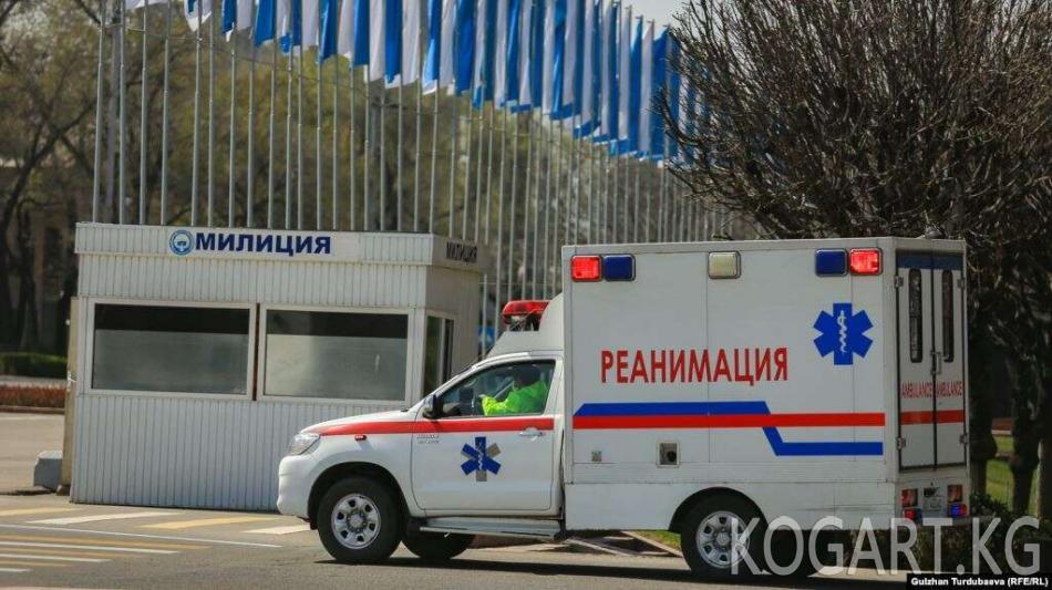 Кыргызстанда коронавирус жуккан бир адам каза болду