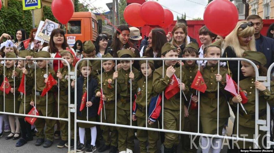 Орусияда Жеңиш парады белгисиз мөөнөткө жылды