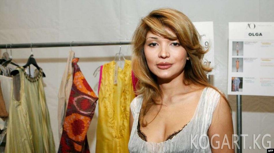 Өзбекстанга Каримованын 10 млн доллар активи кайтарылды