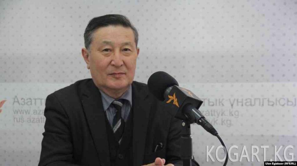 Коронавирус жуккан Мукар Чолпонбаев каза болду