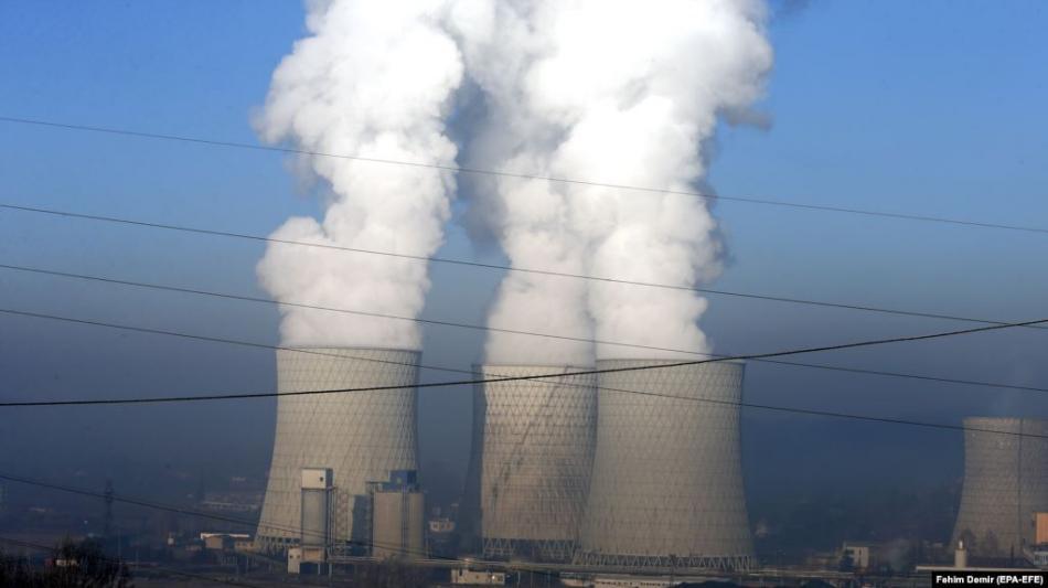 Пандемия маалында атмосферадагы көмүр кычкыл газынын деңгээли кескин...