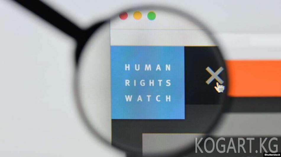 HRW түркмөн бийлигин кумсалык үчүн соттолгон артистти бошотууга...