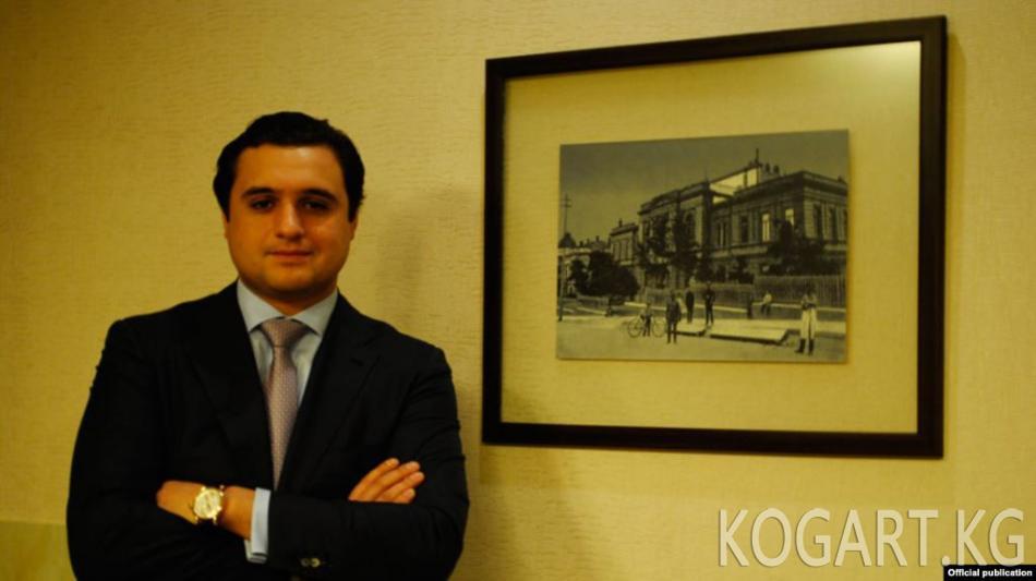 Британияда Азербайжандын мурдагы коопсуздук министринин балдарынын кымбат...