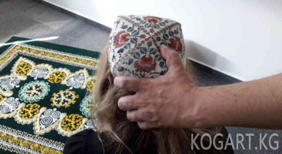 Өзбек тартип сакчылары жаш кызды зордуктоого айыпталууда