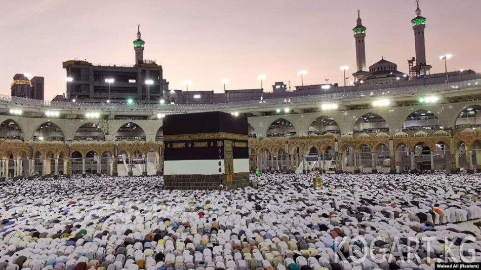 Сауд Арабиясы зыяратчыларды чектелүү санда кабыл алууга ниеттенүүдө