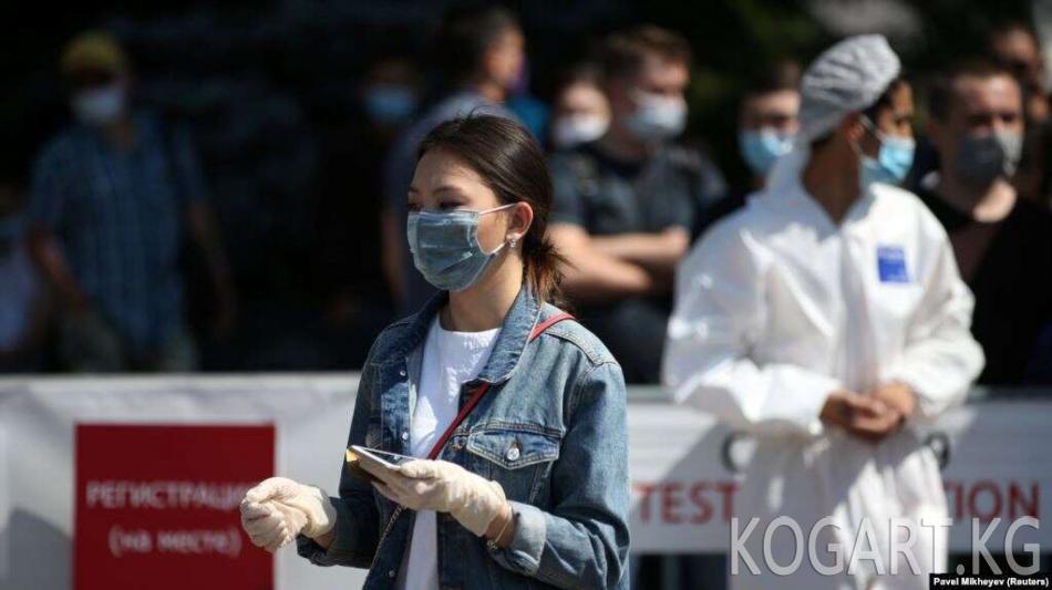 Нурсултан Назарбаев коронавирус жуктуруп алды