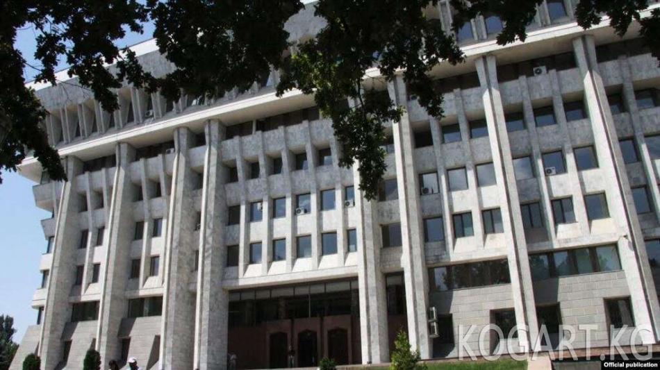 Президенттик Аппараттын илдетке чалдыккан кызматкерлеринин жалпы саны 17 болду