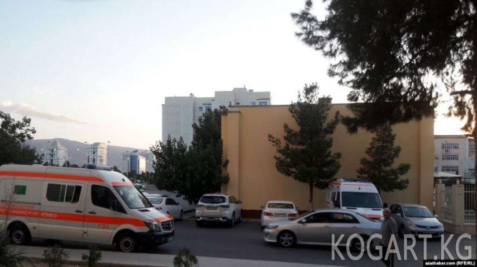 HRW: Ашхабад COVID-19ду жашыруу менен элинин саламаттыгын коркунучка кептеп жатат