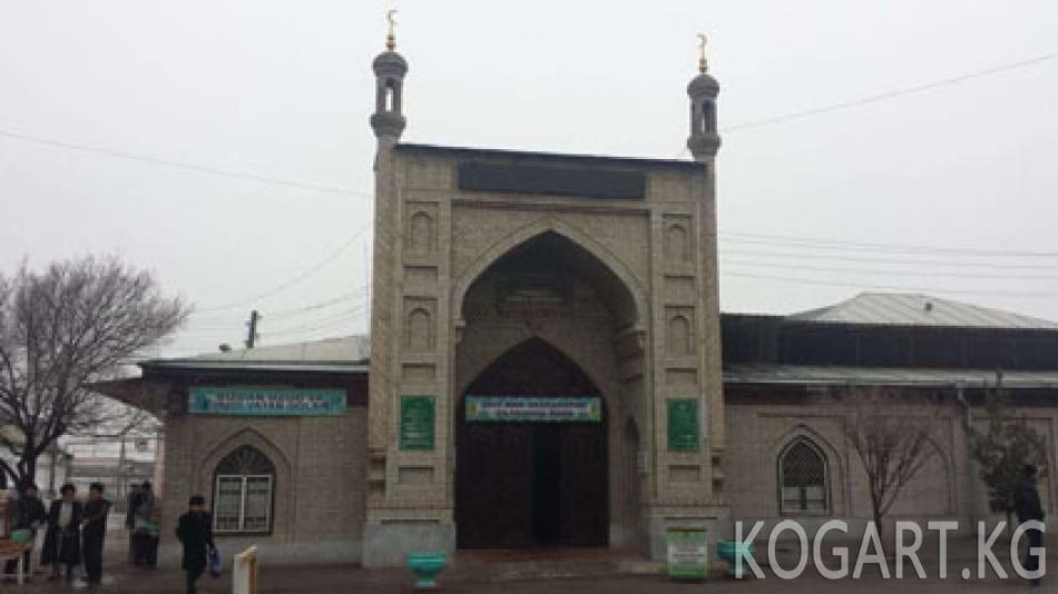 Өзбекстандын жогорку окуу жайлары медресе бүтүрүүчүлөрүнөн документ...