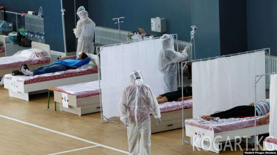 Евробиримдик Борбор Азия өлкөлөрүндө COVID-19 менен күрөшүүгө багытталган программасын ишке киргизди