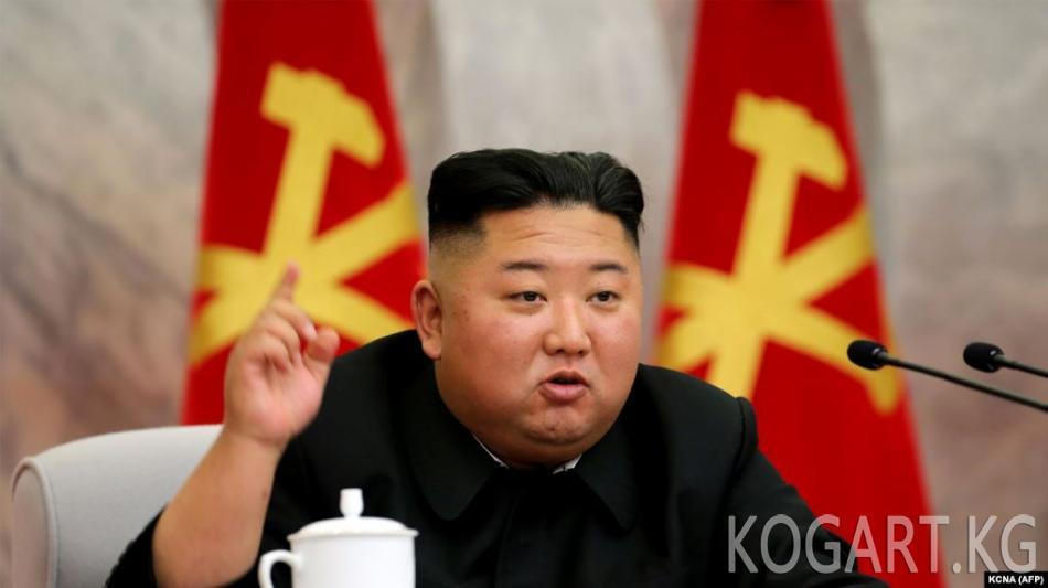 Түндүк Корея коронавирус жуккан алгачкы учур катталганын билдирди