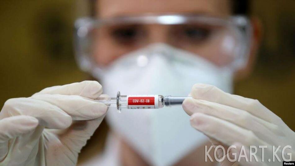 Казакстан өз вакцинасын ыктыярчыларга сыноого даяр экенин билдирди