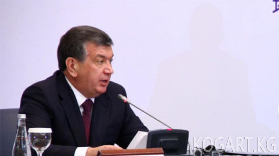 Өзбекстан Рогун ГЭСинин курулушуна каршы чыгууну улантууда