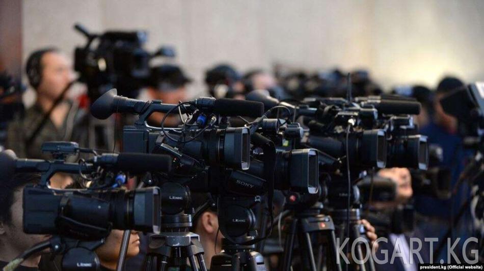 Медиа коомчулук партияларды сөз эркиндиги боюнча келишим түзүүгө...