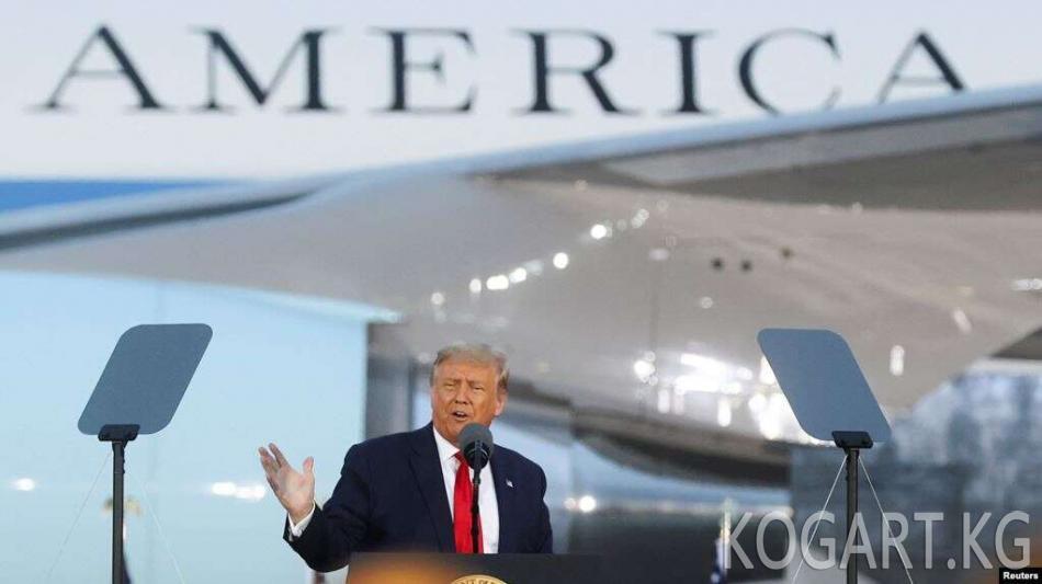 Мурдагы модель Дональд Трампты жыныстык зомбулукка айыптады