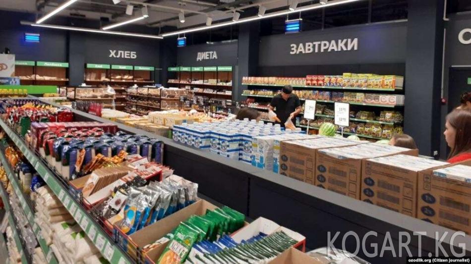 Өзбекстанда сентябрда азык-түлүк баасы 1,4% кымбаттады