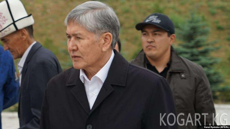 Митингчилер Атамбаев жана башка саясатчыларды түрмөдөн бошотушту