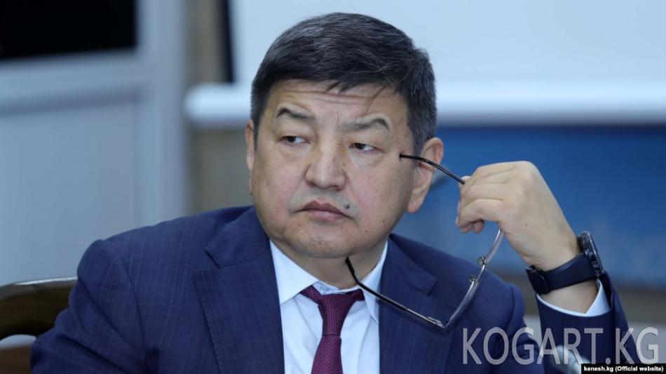 Премьер-министр кеңешчиси Акылбек Жапаровду кызматтан кетиргенин...