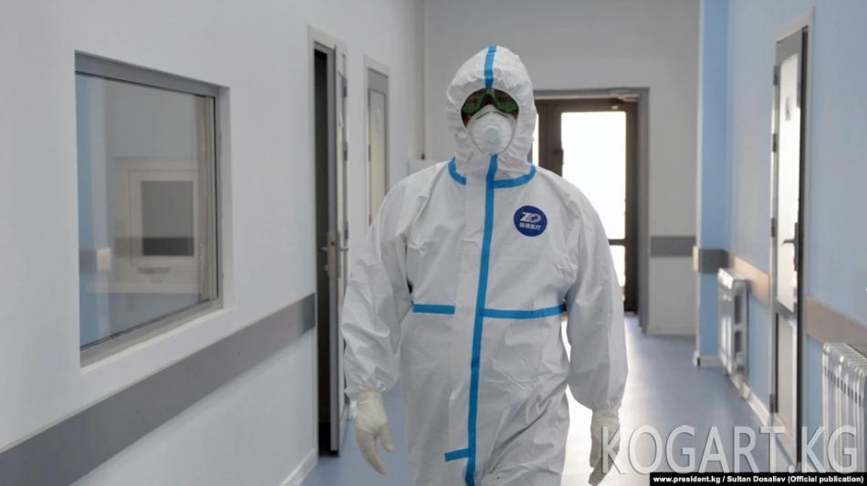 Жапаров элди коронавируска каршы вакцина алууга чакырды