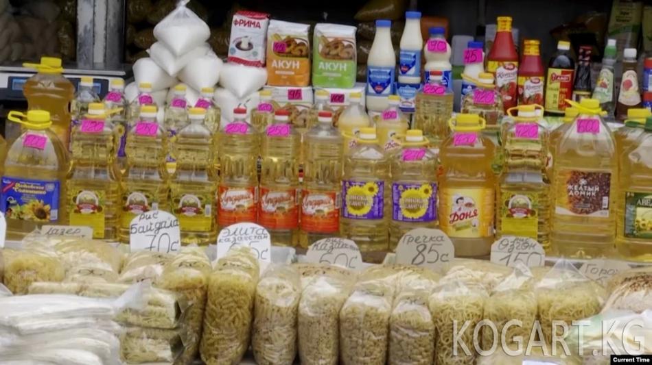 Өзбекстанда өсүмдүк майы кескин кымбаттады