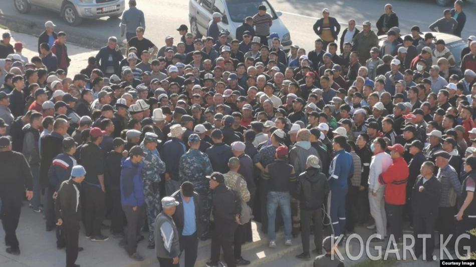 ЕБ чек ара чырын жөнгө салууда Кыргызстандын аракетин кубаттады